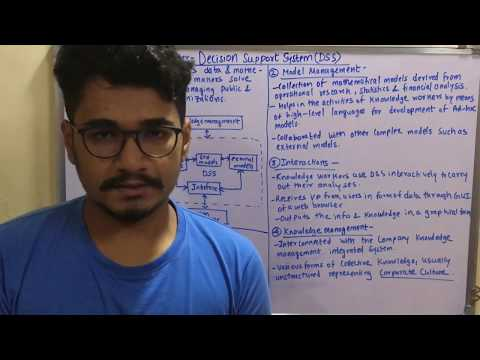 Data Mining & Business Intelligence | Tutorial #33 | Decision Support System