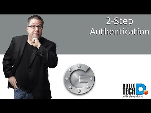 The 2-Step Verification 2 Step