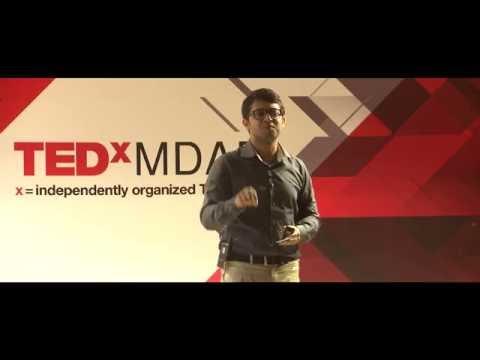 Away From The Centre | Gaurav Gupta | TEDxMDAE