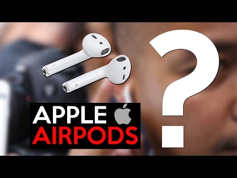 Should you buy the Apple Airpods?