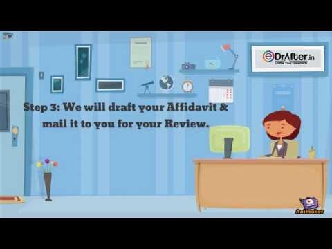 Get Affidavit Online in 5 Easy Steps!