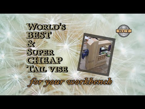 World's BEST and Super CHEAP Tail Vise