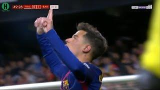 اهداف مباراة الذهاب والاياب برشلونة و فالنسيا | 3-0  | كأس ملك إسبانيا |  8-2-2018 | HD