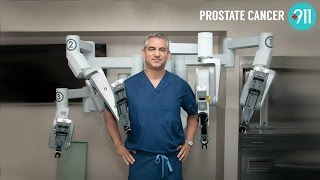 Dr. David Samadi Explains: How does Da Vinci Robotic Prostate Surgery work?