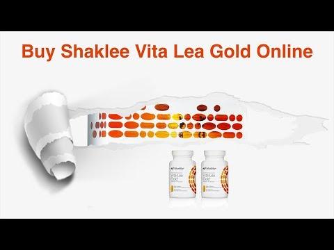 Buy Shaklee Vita Lea Gold Online - Free Shipping for Vita Lea Gold