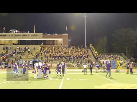 Miles College Marching Band - I Get The Bag - 2017