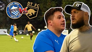 IMPERIAL WHARF FC vs DT FC | Mr DT Loses It After EPIC Comeback!