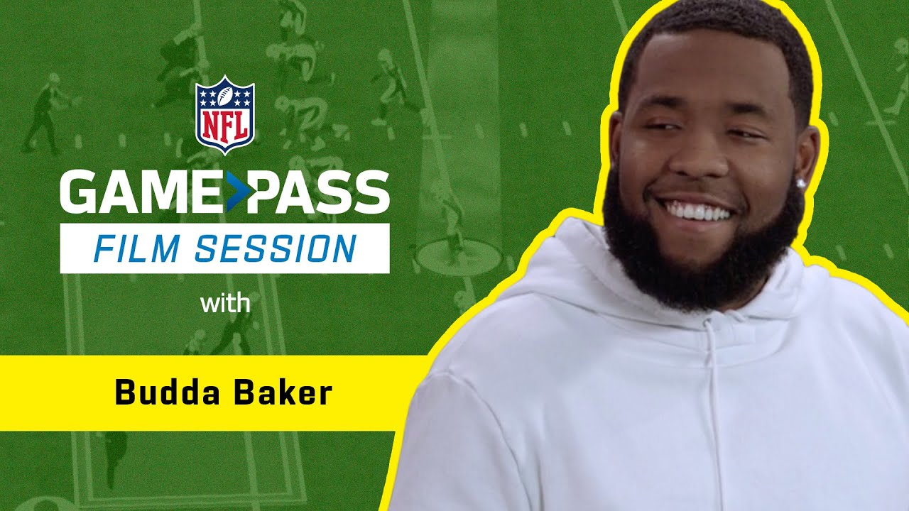 Budda Baker Breaks Down Ball Pursuit, Tackling, & Coverage | NFL Film Sessions