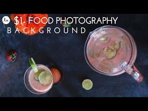 DIY Dramatic photography Background