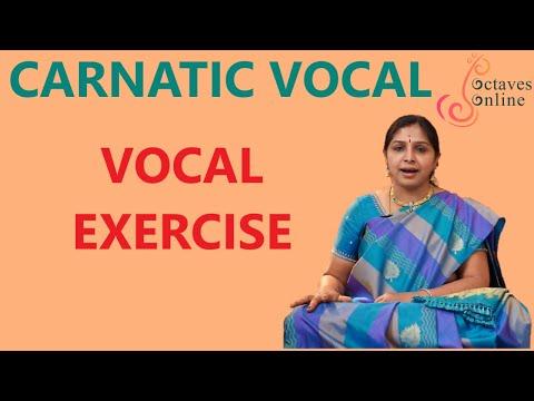Telugu Carnatic Music 1st Lesson for beginners | Carnatic