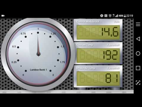 Mustang Vlog, SCT gauges