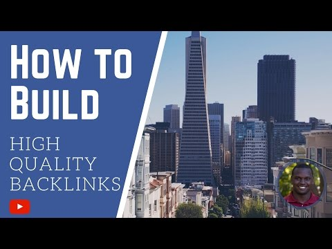 How to Build High Quality Backlinks for Free in 2017 - Part #2