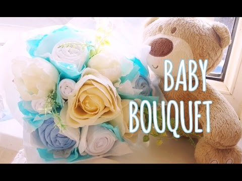 How to Make a Baby Bouquet