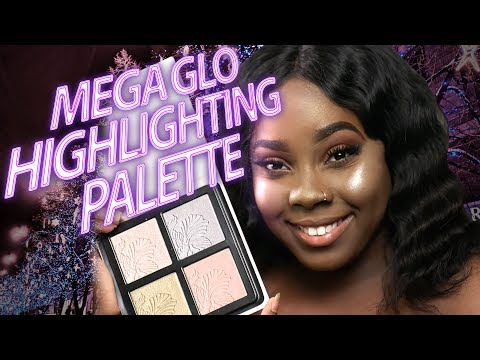 Wet n Wild Megaglo Highlighting Palette Review
