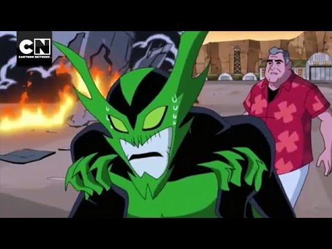 Omniverse: Whoops, Whampire!   Ben 10   Cartoon Network