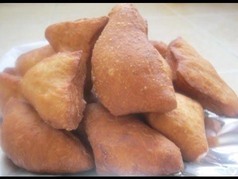 Mandazi Recipe - African doughnuts