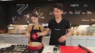 Chef's Table - Nino dan Millane Fernandez Ambil Alih Chef's Table