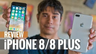 Apple iPhone 8 & 8 Plus Review - The last classic iPhone