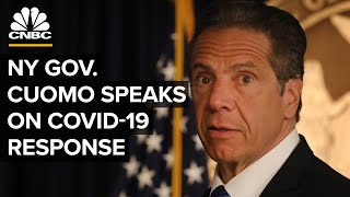 WATCH LIVE: New York Gov. Cuomo speaks on coronavirus and protests over police brutality — 6/1/2020