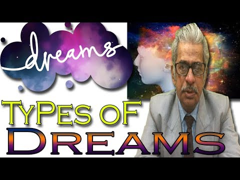 Types of Bad Dreams and its Homeopathy Medicine in Hindi by Dr P.S. Tiwari