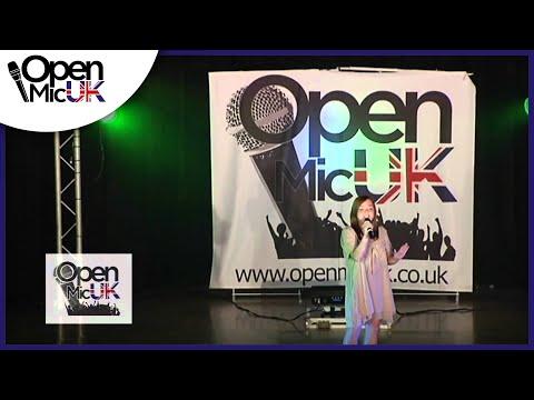 Open Mic UK   Rosie Ebsworth   Brighton Regional Final