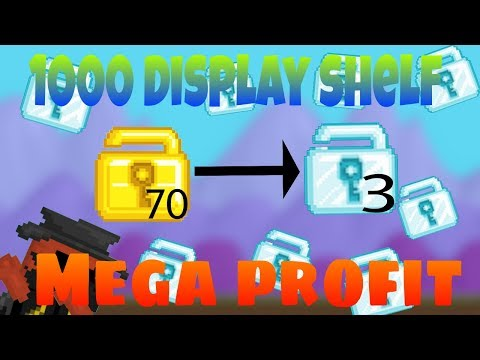 HOW TO GET RICH!!! HOW TO X3 YOUR WLS!!! MEGA PROFIT!   Growtopia