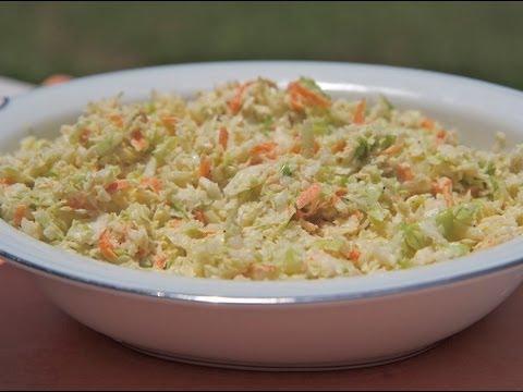 My Favorite Easy, Creamy Coleslaw Recipe
