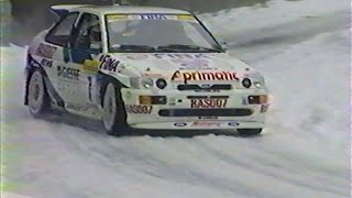 rallye Monté Carlo 1995   rallyevintage