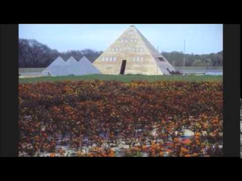 Gold Pyramid featured on Home Made Travel Channel