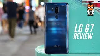 LG G7 Review - A great phone with Compromise