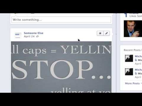 How to Use Your Facebook Page as Yourself