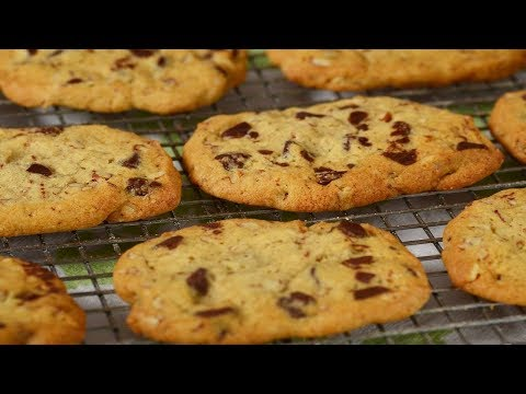 Chocolate Chip Refrigerator Cookies Recipe Demonstration - Joyofbaking.com