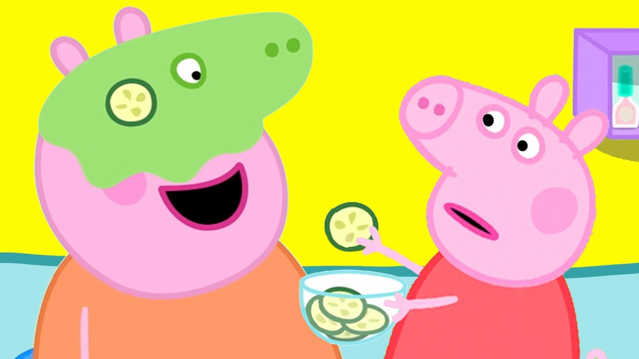 Peppa Pig Official Channel | Peppa Pig's Perfect Day at the Shopping Mall