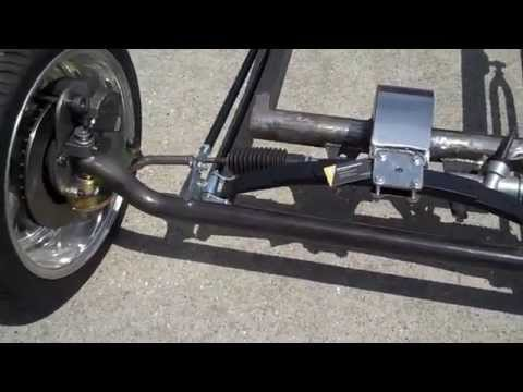 T-Bucket Rack and Pinion Steering by StrayCatGarage.com