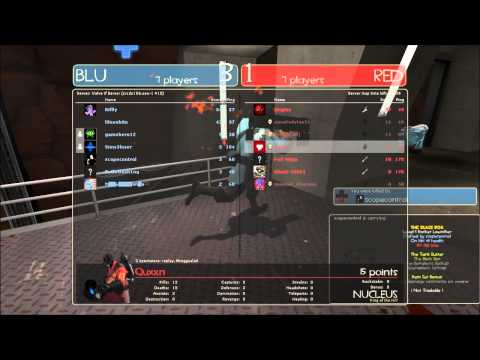 Team Fortress 2 (Session 2) - The Quxxn is Dead w/ Commentary