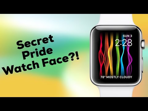 How to get the new Apple Watch face BEFORE WWDC!