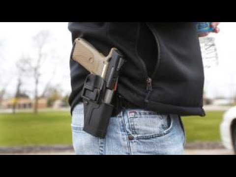 Congressman to introduce home-state concealed carry bill
