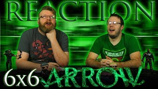 Arrow 6x6 REACTION!!