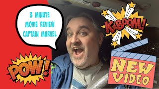 Download 3 Minute Movie Review: Captain Marvel Video