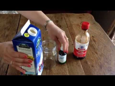 How to Make Sugar Free Whipped Cream In a Jar
