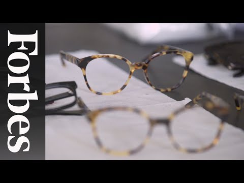 The Brooklyn Startup Bringing Eyewear Manufacturing Back To America | Forbes