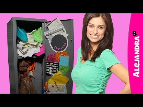 How to Clean Out Your Locker for End of School