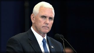 JUST IN: MIKE PENCE SUDDENLY HIRES LAWYER
