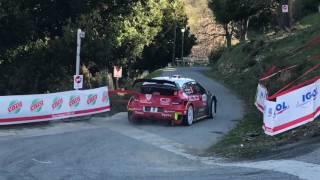 TOUR DE CORSE 2017 WRC LA PORTA
