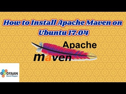 How to Install Apache Maven on Ubuntu 17.04