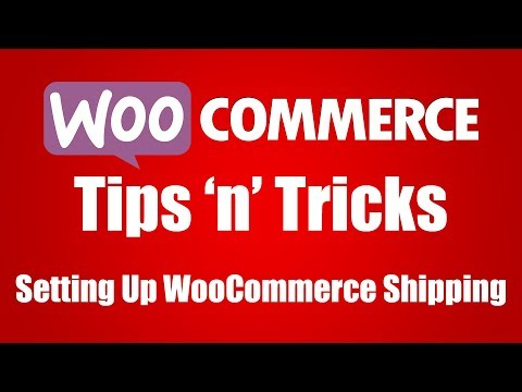 Setting Up Shipping In Your WooCommerce WordPress Website