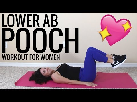 Lower Ab Exercises - Workouts for Women - Christina Carlyle