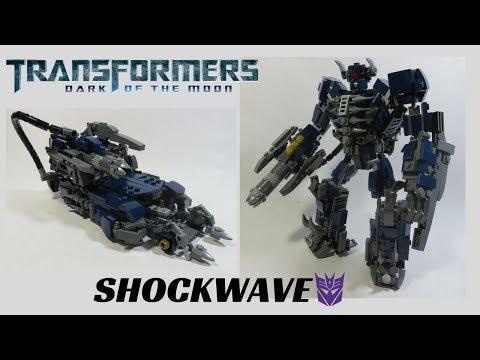 Lego Transformers Dark of the Moon- Shockwave