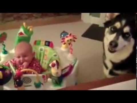 How To Make A Baby Stop Crying - Funny Videos