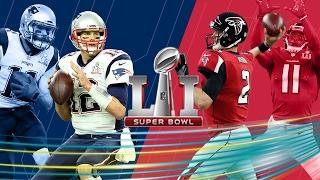 Super Bowl LI Ultra Hi-Res 4k Cinematic Highlight   Patriots vs. Falcons   NFL